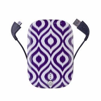 Мобильные батареи HALO Pocket Power 6000mAh Purple