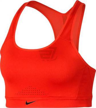 Топ Nike Impact NIKE IMPACT BRA р. L червоний 888581-634