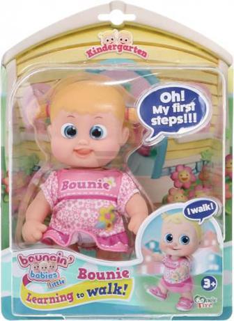 Лялька Bouncin' Babies Bounie ходить