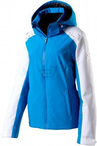 Куртка McKinley Annela 267340-0543 36 блакитний