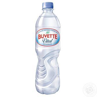 Вода минеральная Buvette Vital негазована №3 1.5л