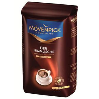 Скидка 34% ▷ Кава Movenpick класична зерна 500г