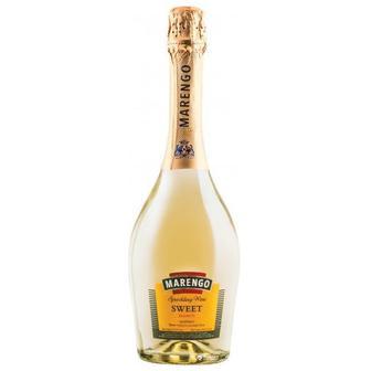 Вино игристое Marengo белое сладкое 0.75 л 10-13.5%
