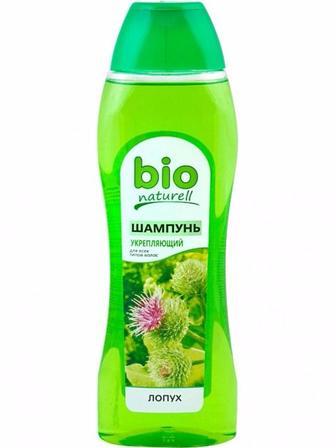 Шампунь Bio, Яєчний/Кропива/Лопух, 500мл