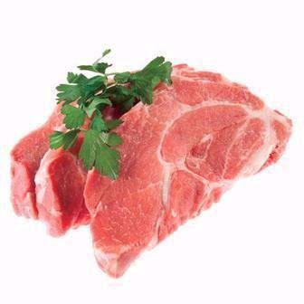 Лопатка свиняча охолоджена 1 кг