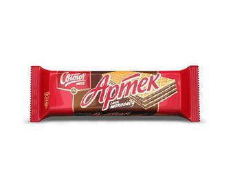 Вафлі Світоч, Артек смак шоколаду, 80г