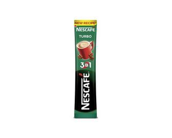 Напій кавовий розчинний Nescafe Turbo Mix, 3 в 1 13 г