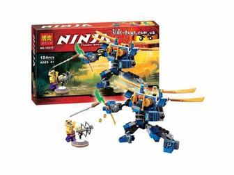 Конструктори Ninja від Bella