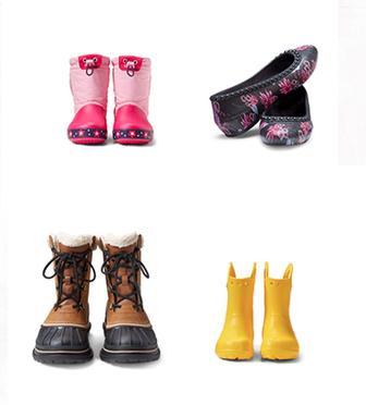 Финальные скидки на обувь Crocs