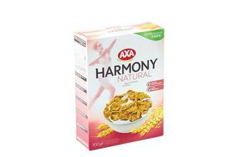 Сніданки сухі зернов Harmony  мультизернові пластівці збагачені мінералами  АХА 300 г