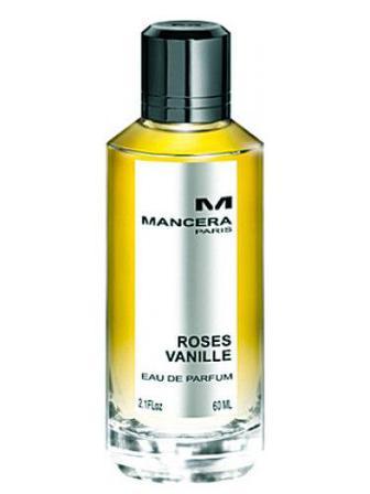 MANCERA ROSES VANILLE парфумована вода 120 мл