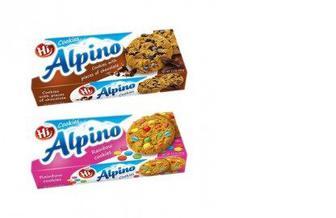 Печенье Hi Alpino, 150г