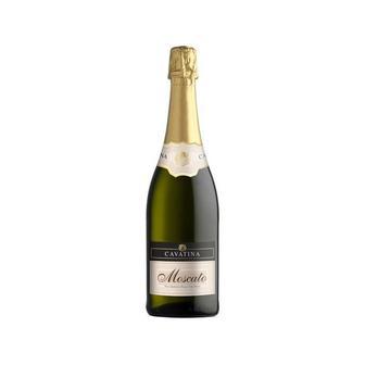 Вино ігристе біле 7,00% Schenk Cavatina Moscato 0.75л