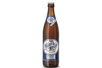 Пиво Maisel`s Weisse Original бурштинове нефільтроване 0.5л