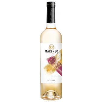 Вино Marengo Di Fiore белое полусладкое 0.75 л 9-13%