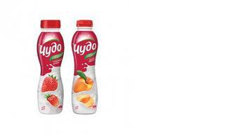 Йогурт 2,5%, ЧУДО, 540г
