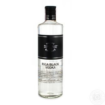 Водка Riga Black 0,5л