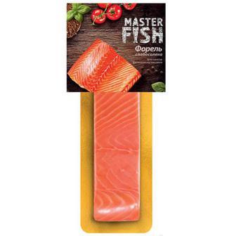 Форель Master Fish філе-шматок 180г