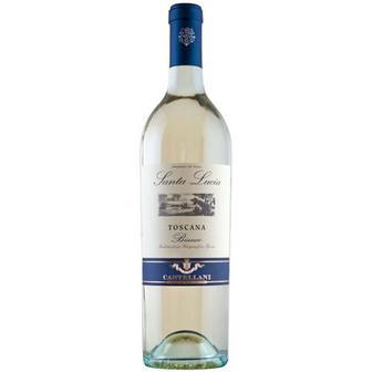 Вино Toscano Bianco біле сухе ТМ Castellani 0,75л