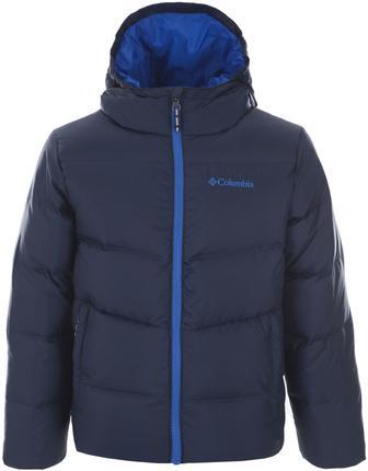 Куртка пухова для хлопчиків Columbia Space Heater II