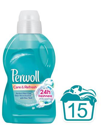 Жидкое средство для стирки Perwoll, 900 мл
