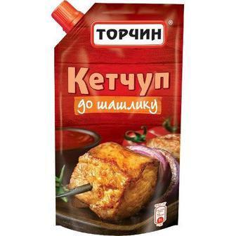 Кетчуп Торчин до шашлика 270 г