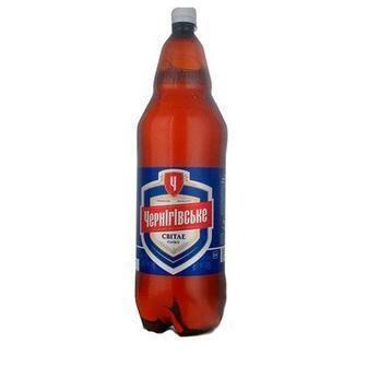 Пиво світле Чернігівське 2,35л