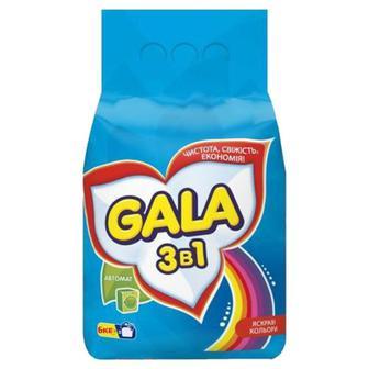 Порошок пральний Gala Яскравi кольори авт, 6 кг