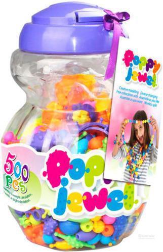 Набір для виготовлення прикрас Dove Toy Poppy Jewel 500 деталей 72000