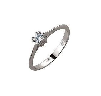 Золотое кольцо с фианитами 15-000094074