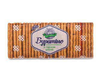 Печиво Konti «Буратіно» з горіхом, 450г