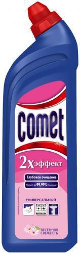 Засіб для чищення Comet Весняна свіжість 1 л