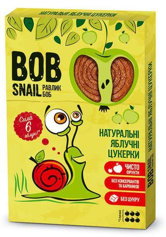 Конфеты Улитка Боб Яблоко 60 г