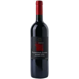 Вино Besini Алазанская Долина Красное полусл. 0.75л