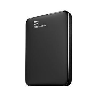 HDD внешний WD Elements Portable 1.5Tb WDBU6Y0015BBK Black (Original Factory Refurbished)