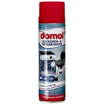 Засіб для чищення духовок та грилів Domol 500 мл