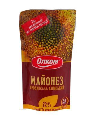 Майонез 72% Київський Олком, 200 г