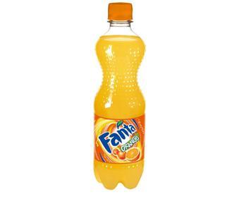 Кока-Кола и Фанта 0,5 л