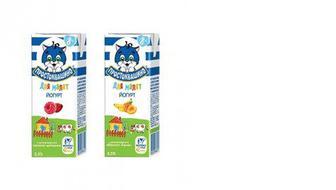 Йогурт для малышей, 2.5%, Простоквашино, 207г