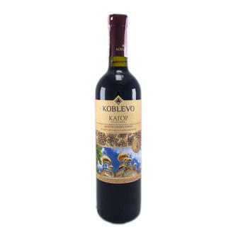 Вино Коблево (KOBLEVO) Бордо Кагор Украинский красное десертное 0,75 л