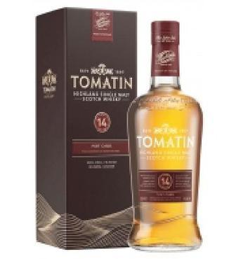 Віскі Tomatin 14Y.O. Port Wood Finish 0,7 л 46,00%