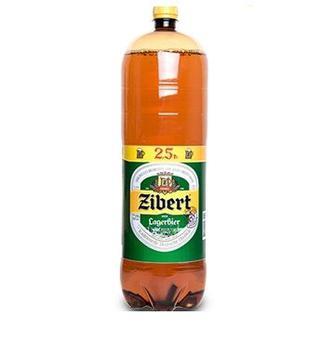 Пиво світле Zibert 2.4 л