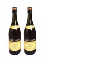 Вино игристое Lambrusco Emilia Amabile, La Cacciatora, 0,75л