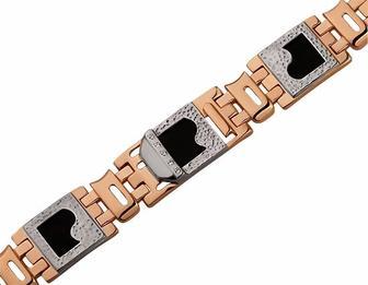 Браслет из красно-белого золота 585 пробы Артикул 01-16441819