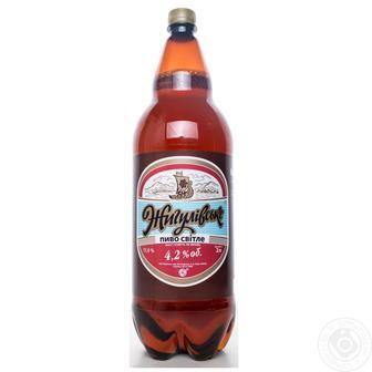 Пиво Жигулівське 2,4 л