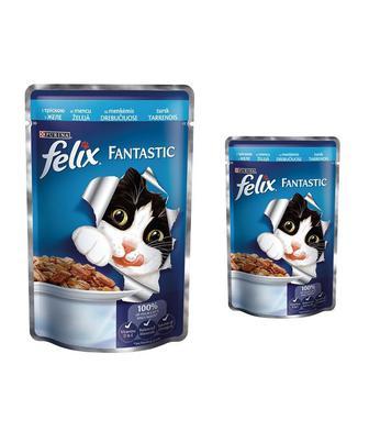 Корм для котів Фелікс 100г