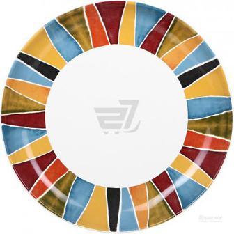 Блюдо кругле Africa 3,9х38 см HJ20827