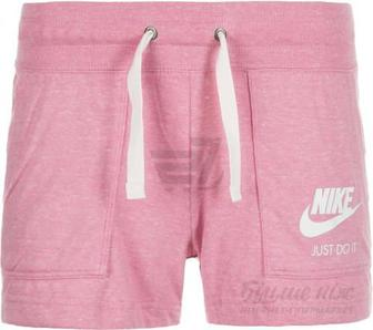 Шорти Nike Sportswear Gym Vintage Short W NSW GYM VNTG SHORT р. S рожевий 883733-678
