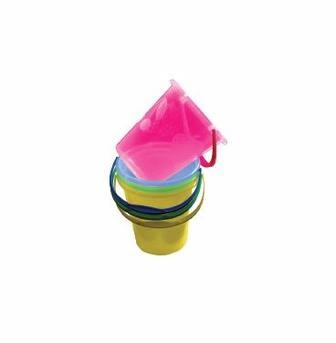 Відро пластикове 5,5 л 1 шт