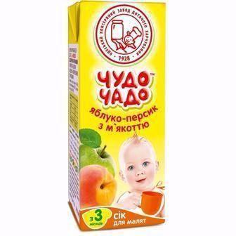 Сік Чудо Чадо 200мл